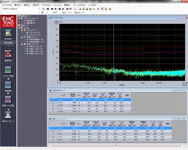 EMC测试软件