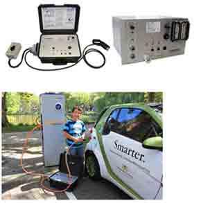 Comemso EV充电测试系统