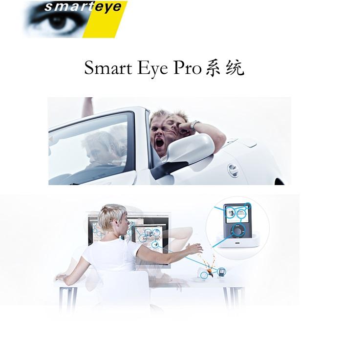 视线测量系统 Smart Eye Pro System