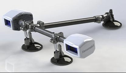 XenoTrack路面精确测量工具