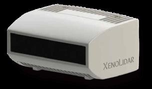 XenoTrack路面精确测量工具2